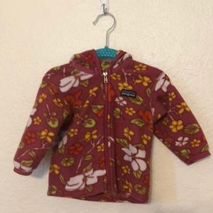 PATAGONIA | Infant Flower Fleece